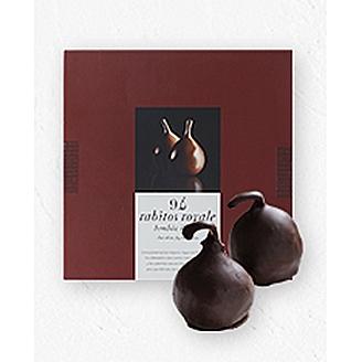 ラビトスロワイヤル いちじくチョコレート 9粒