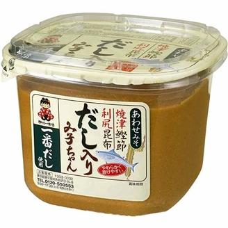 味噌・即席みそ汁(神州一味噌)