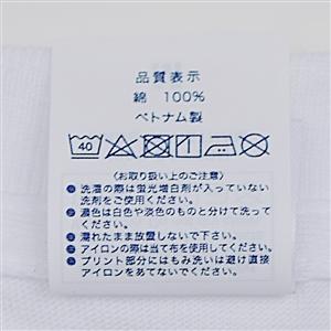 iiiあいすくりんTシャツ(ホワイト)120サイズ (送料別)