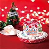 ブルーシールクリスマスチョコアイスケーキ(送料別)