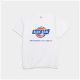 ブルーシールTシャツ(ホワイト)Lサイズ (送料別)