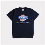 ブルーシールTシャツ(ネイビー)Sサイズ (送料別)