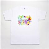 iiiあいすくりんTシャツ(ホワイト)Mサイズ (送料別)