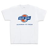 ブルーシールTシャツ(ホワイト)Sサイズ (送料別)