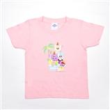 iiiあいすくりんTシャツ(ピンク)120サイズ (送料別)