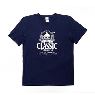 サッポロクラシックTシャツ