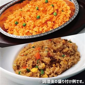 【3セット】チキンライス&ガーリックライス(各3食入り)