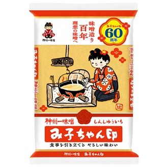 神州一味噌 み子ちゃん(850g×12袋)