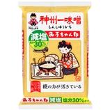 神州一味噌 み子ちゃん 減塩(850g×12袋)