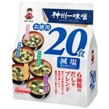 お徳用20食 減塩