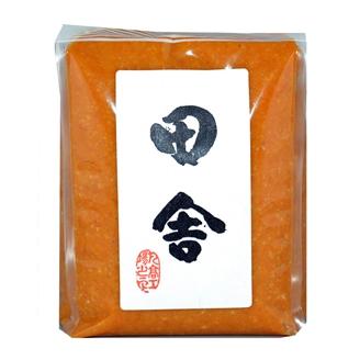 田舎味噌 粒1kg(袋)