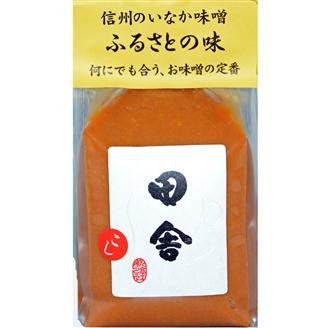 田舎味噌 こし500g(袋)