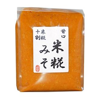 米糀みそ 粒1kg(袋)