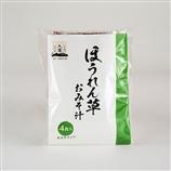 丸高蔵の四季 「ほうれん草」おみそ汁 4食