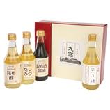 松本忠子「便利調味料」と煎り酒セット