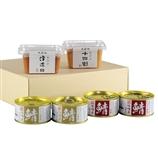 味噌と鯖缶ミニセット