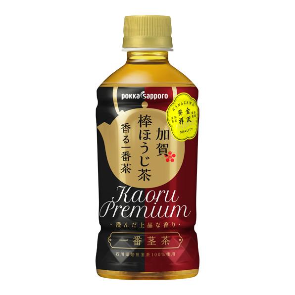 【24本】加賀棒ほうじ茶 香る一番茶(345ml)