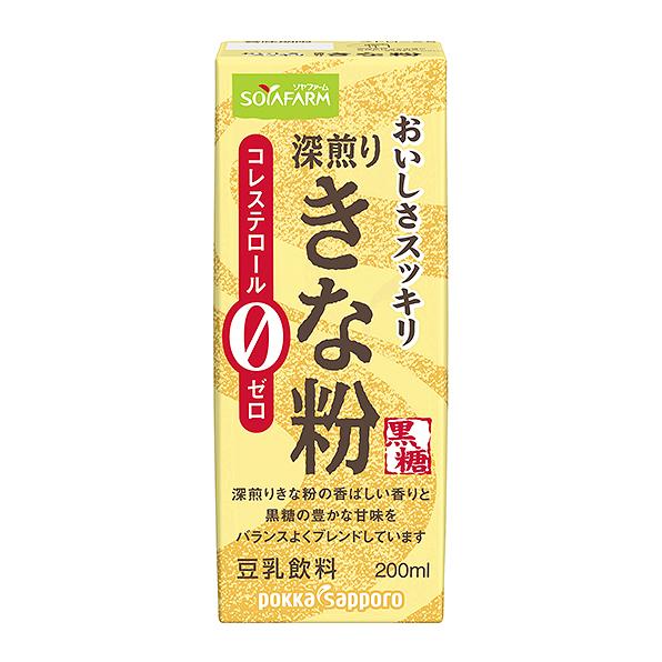 ■24本入り■きな粉豆乳飲料