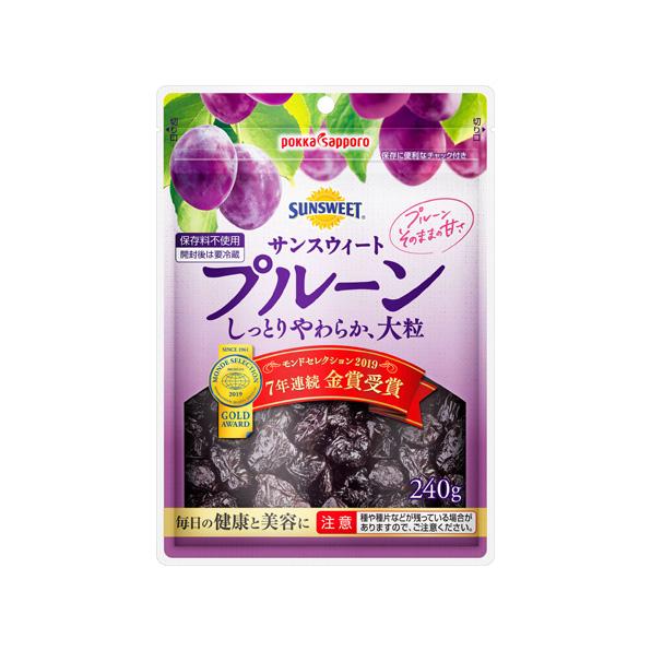 【10袋】サンスウィートプルーン(240g)