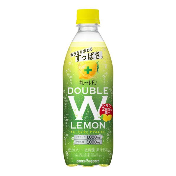 【24本】キレートレモン ダブルレモン(500ml)