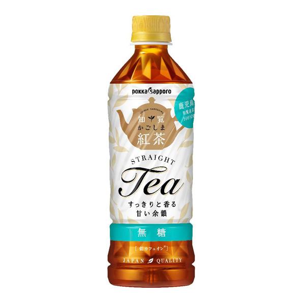 【24本】かごしま知覧紅茶 無糖(500ml)