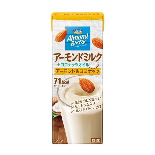 【24本】アーモンド・ブリーズ アーモンド&ココナッツ(200ml)