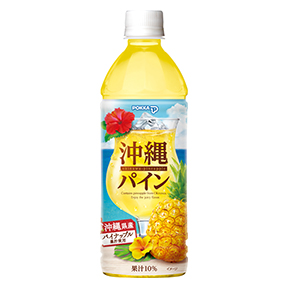 【24本】沖縄パイン(500ml)