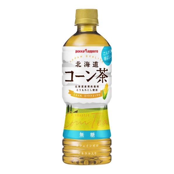 【24本】北海道コーン茶(525ml)