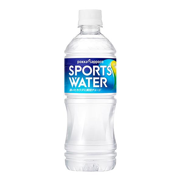 【24本】スポーツウォーター(550ml)