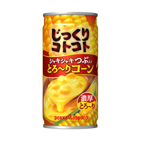 【30本】じっくりコトコト とろ~りコーン(190g)