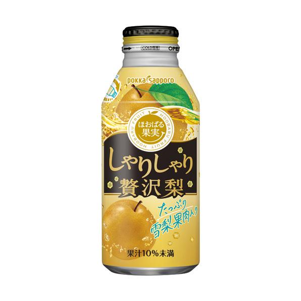 【24本】しゃりしゃり贅沢梨(400g)