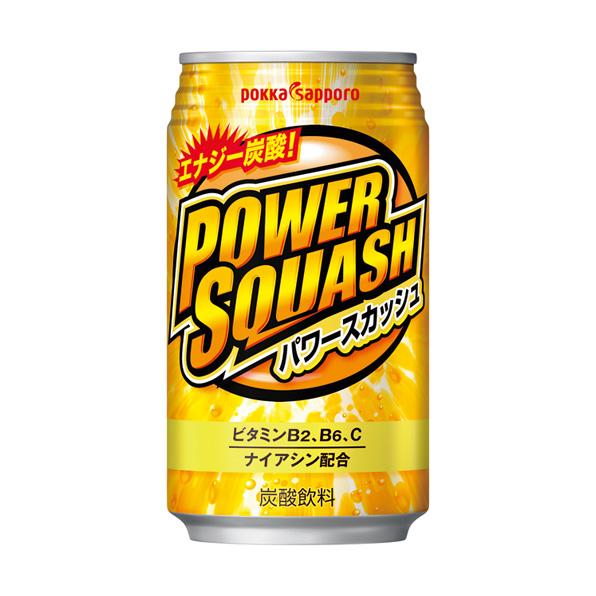 【24本】パワースカッシュ(350ml)