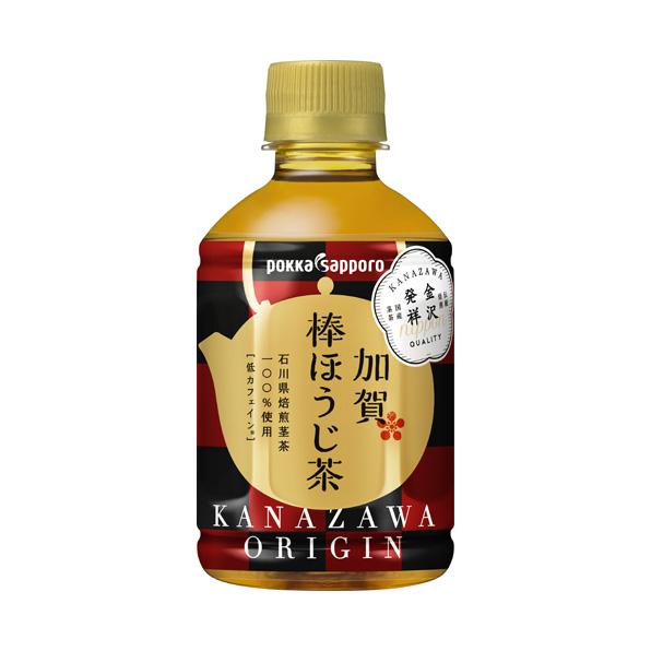 【24本】加賀棒ほうじ茶(275ml)