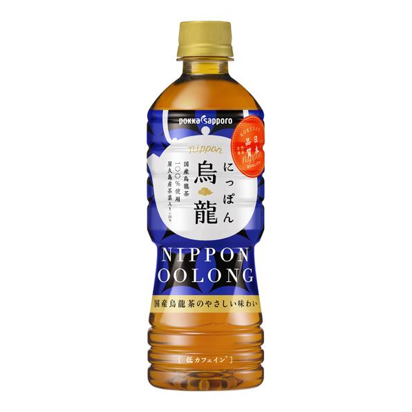 【24本】にっぽん烏龍(525ml)