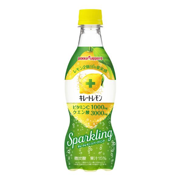 【24本】キレートレモン スパークリング(420ml)