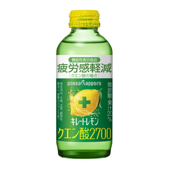 【24本】キレートレモン クエン酸2700(155ml)