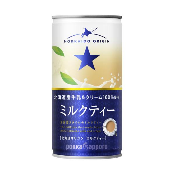 【30本】北海道オリジン ミルクティー(190g)