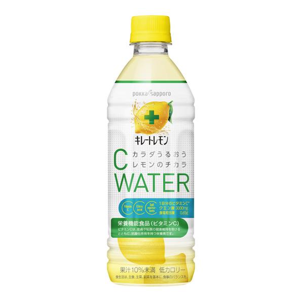 【24本】キレートレモン Cウォーター(500ml)