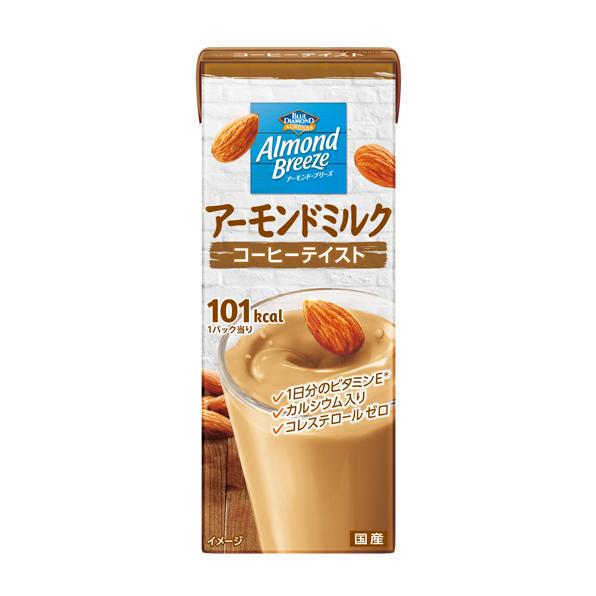 【24本】アーモンド・ブリーズ コーヒーテイスト(200ml)