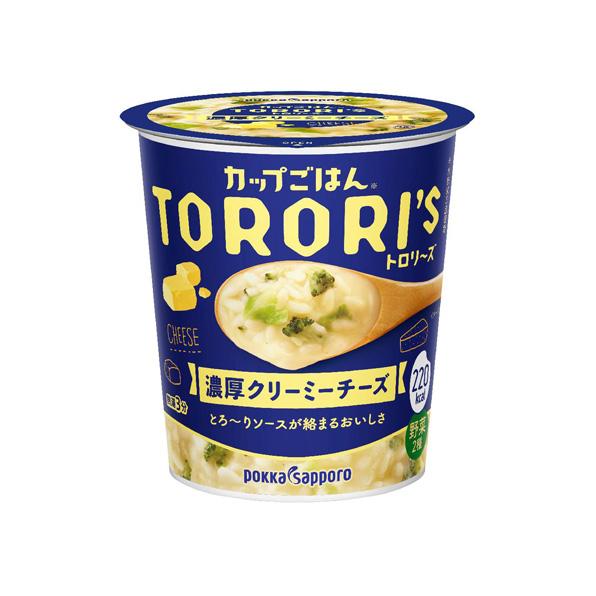 【小分け6カップ】カップごはん トロリーズ 濃厚クリーミーチーズ