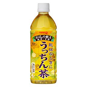 【24本】ポッカうっちん茶 沖縄(500ml)