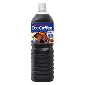 【8本】アイスコーヒー味わい微糖(1.5L)
