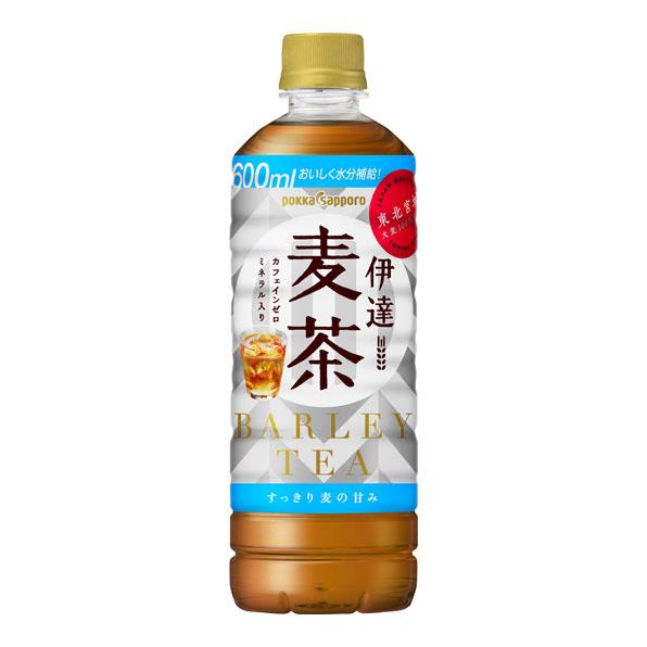 【24本】伊達麦茶(600ml)