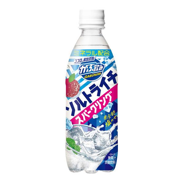 【24本】がぶ飲み ソルトライチスパークリング(500ml)