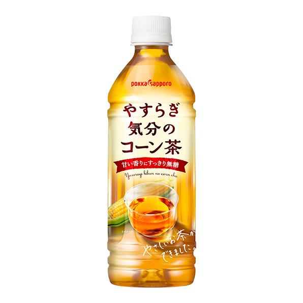 【24本】やすらぎ気分のコーン茶(500ml)