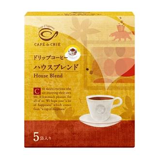 ドリップコーヒーハウスブレンド 10g×5袋