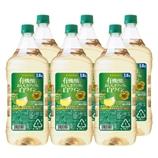 有機酸でおいしさアップの白ワイン1.8Lペットボトル 1800ml【6本】(送料込)