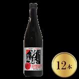 男梅の酒 720ml【12本】(送料込)